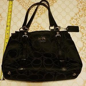 Classic Coach purse